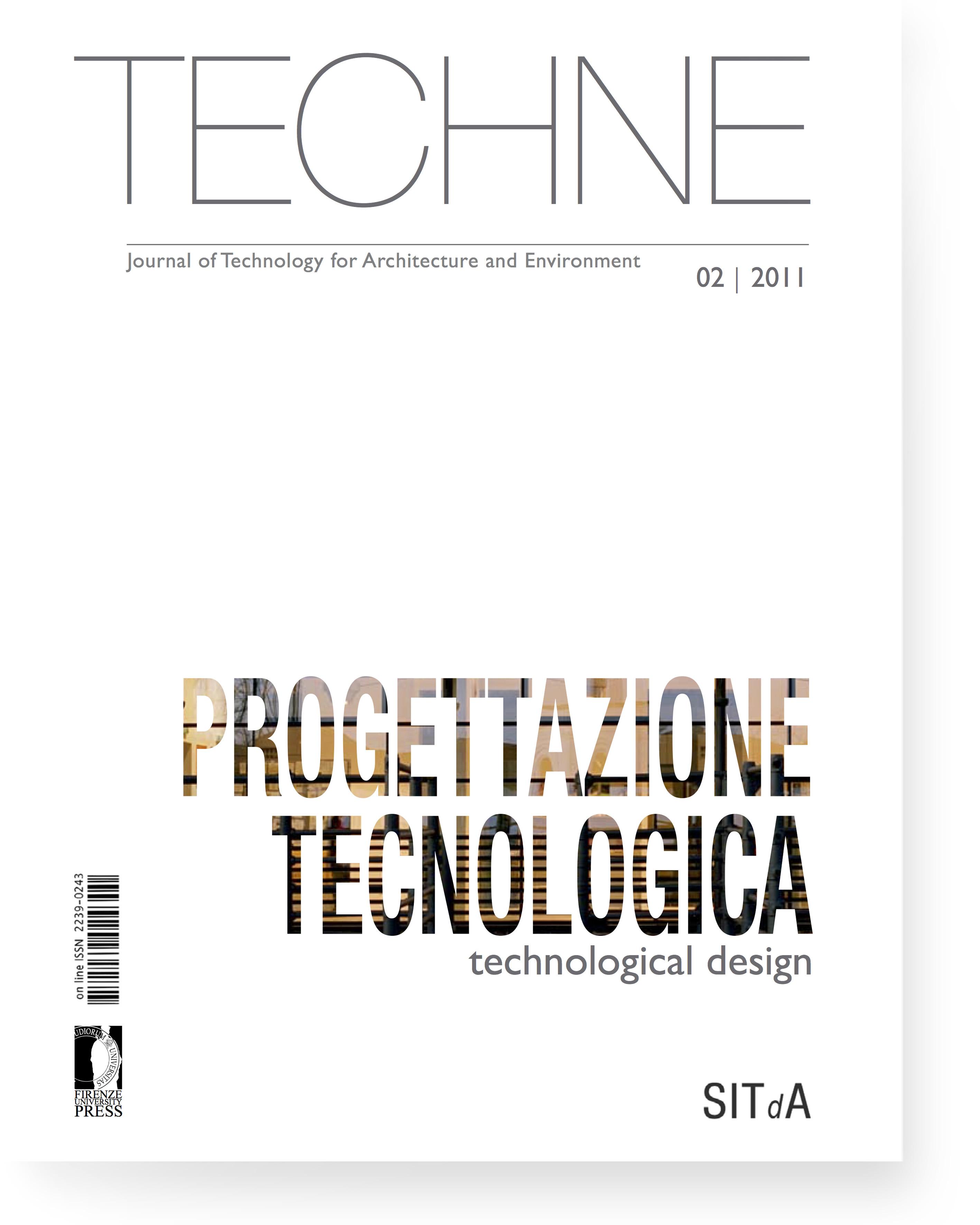 TECHNE 2 (2011): Technological design